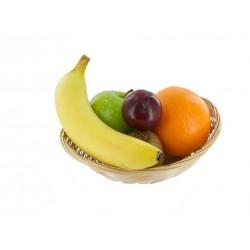 Panier de fruits frais