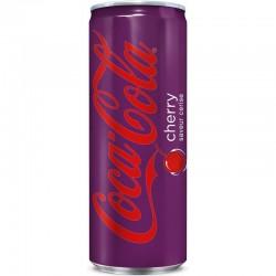 Coca-Cola Cherry canette 50 cl