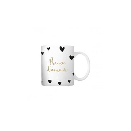 Mug Preuve d'amour